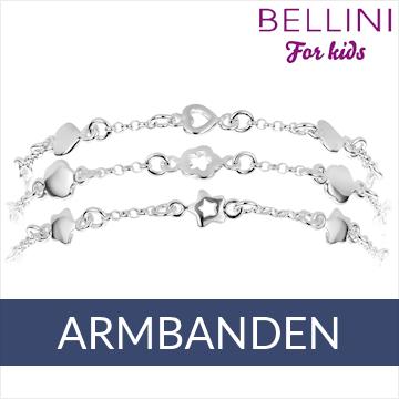 Bellini zilveren kinder armbanden
