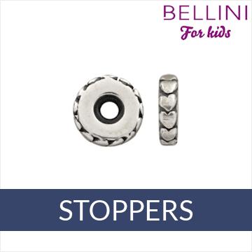 Zilveren Bellini stoppers