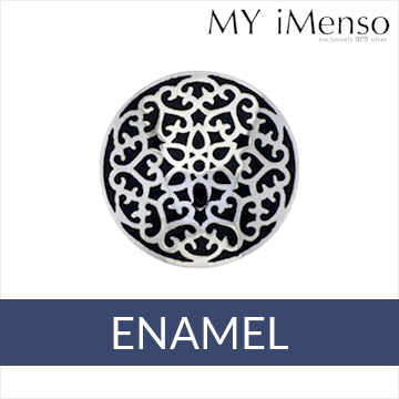MY iMenso Mezza emaille insignia's 24mm