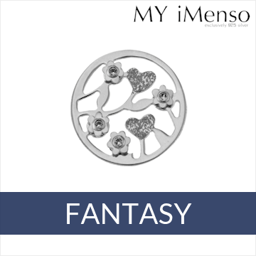 MY iMenso Mezza fantasie insignia's 24mm