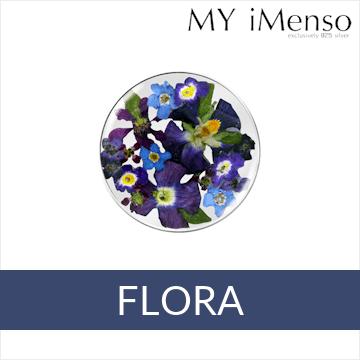 MY iMenso Mezza flora insignia's 24mm