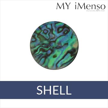 MY iMenso Mezza schelp insignia's 24mm
