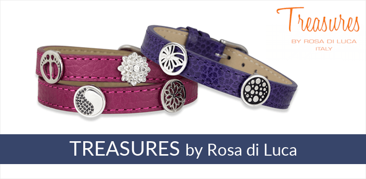 Treasures by Rosa di Luca